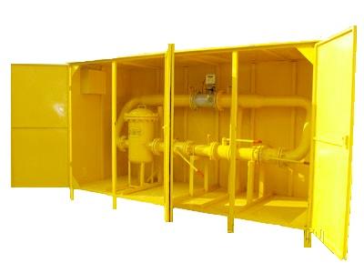 Шкафной пункт учета расхода газа ШПУРГ